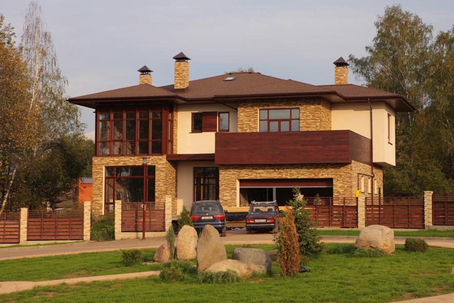 фото дома частное